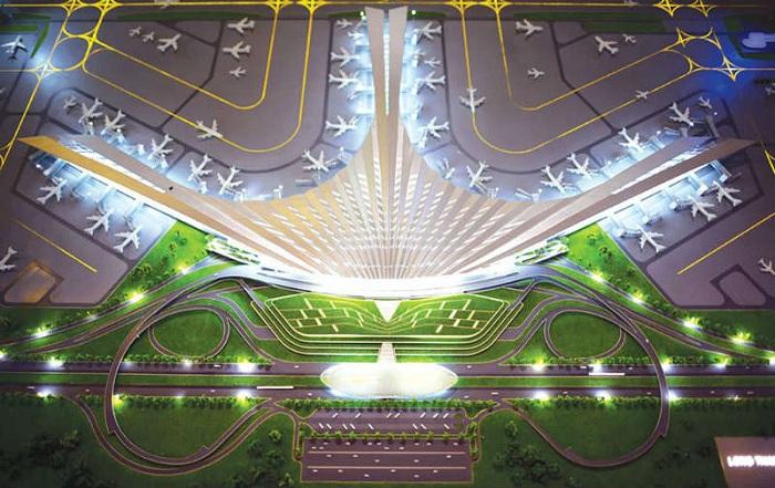 Xúc tiến xây dựng hạ tầng khiến BĐS Đồng Nai sân bay Long Thành