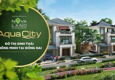 Bất động sản động sản Đồng Nai dự án Aqua City