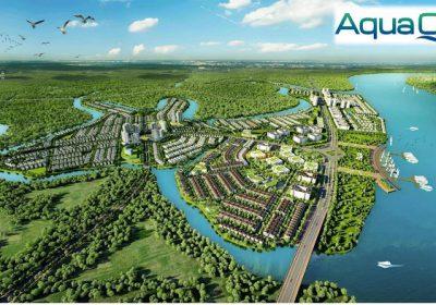 Khu đô thị thông minh Aqua City